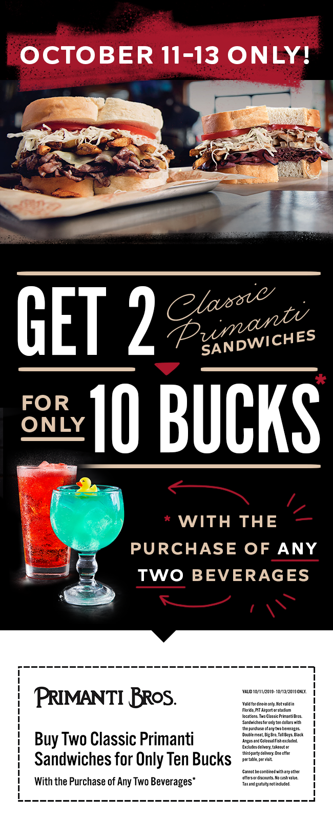 Want 2 sandwiches? Click 'Download Image' for Deal!.